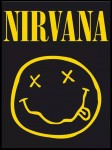 Plakat, Nirvana Smiley 61x91