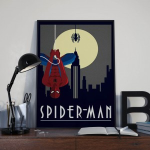 Plakat, Spider Man