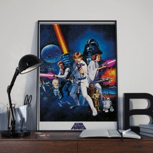 Plakat, Star Wars
