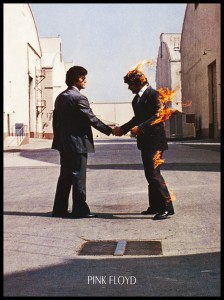 Plakat, Pink Floyd Wish You Were Here