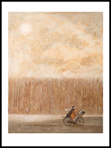 Plakat, Sam Toft A Lovely Night for a Drive - plakat premium