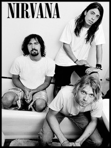 Plakat, Nirvana Wanna 61x91